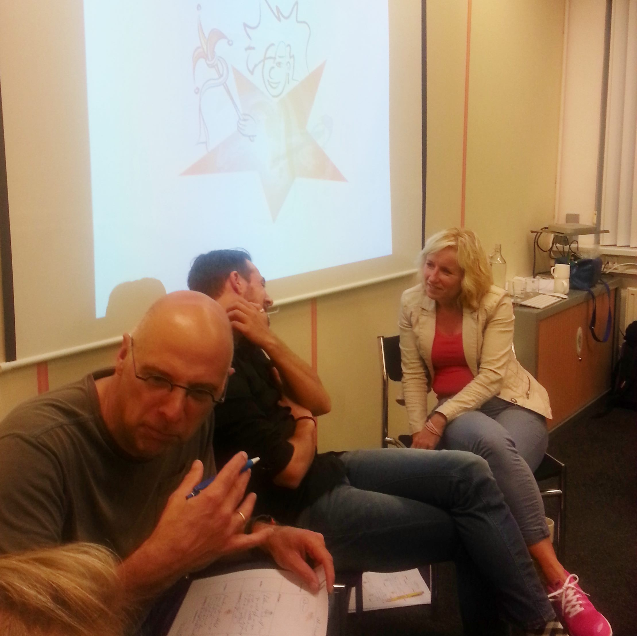 tulp van training coachen Amsterdam